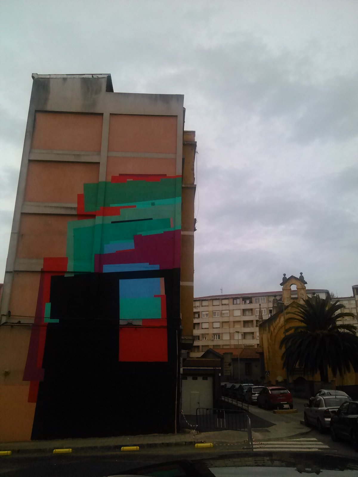 2. Intervención de Nuria Mora en Calle Monte