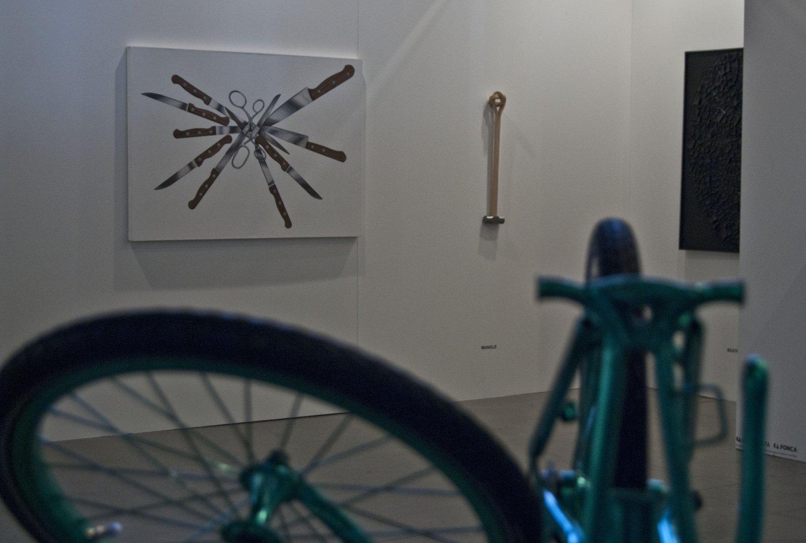 Galería Enrique Guerrero. SUMMA Fair 2014