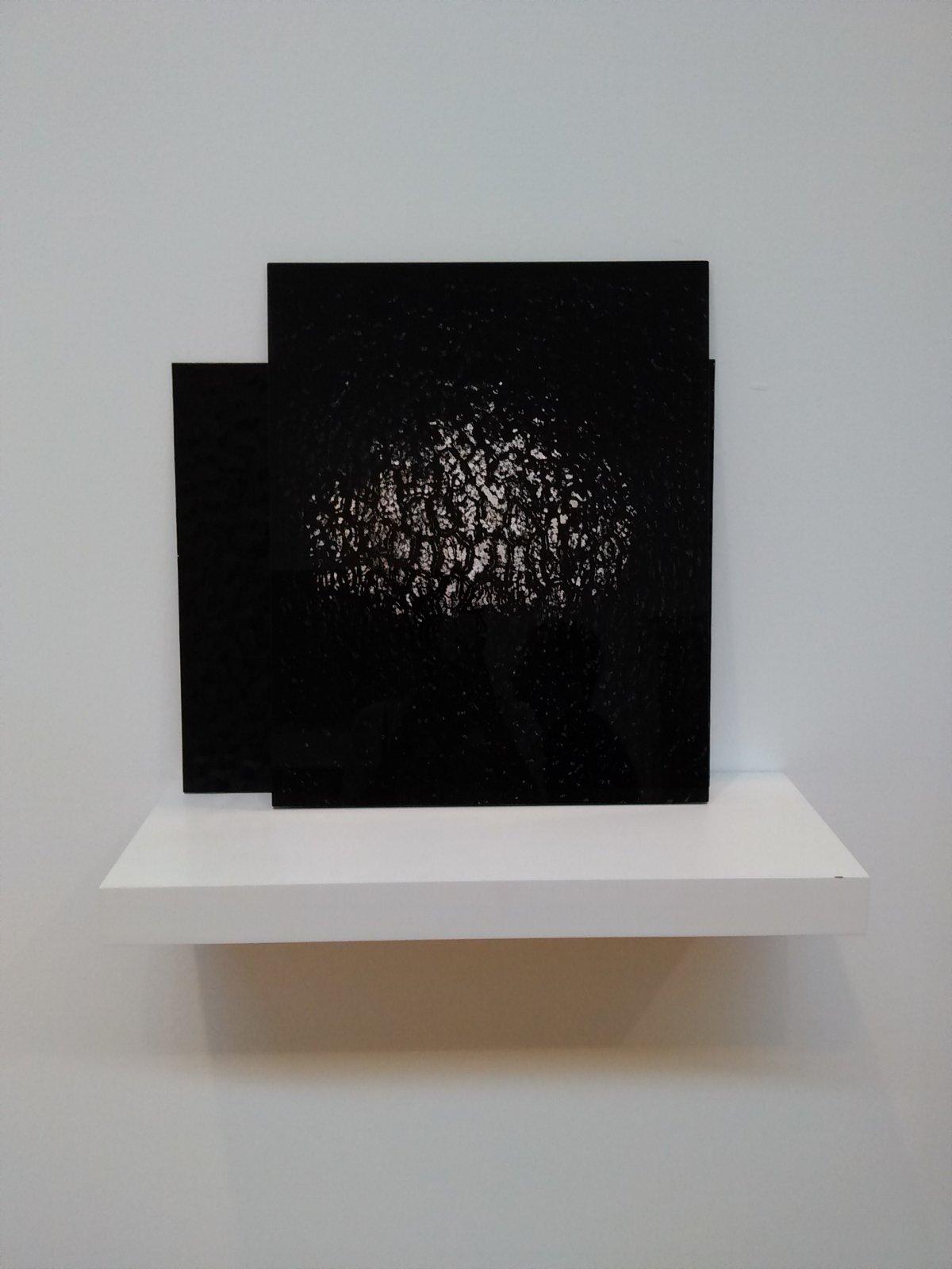 Obra de Dominique Somers. Galería Stilll Gallery.