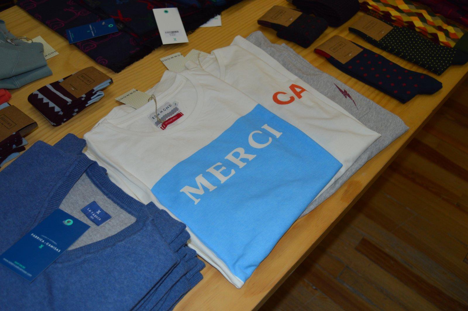 Camisetas de Edword.