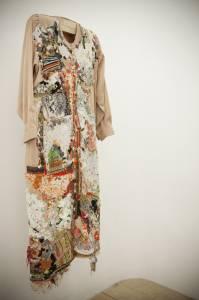 Obra de Dunya Hirschter en Galería Alegría