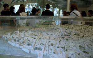 1. Asistentes a la ruta organizada por Ahora Arquitectura.