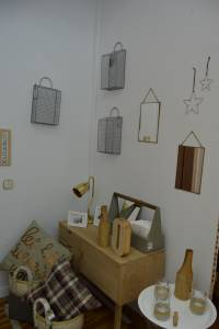 Piezas decorativas de Haus&deco.