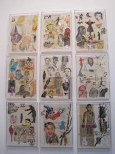 Obra de Carmen Calvo. Premio Nacional de Artes Plásticas 2013