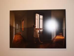 Obra de Gorka Mohamed. Galería Siboney.