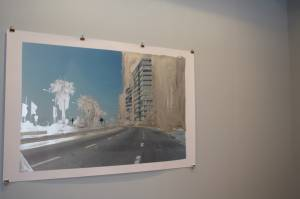Obra de Peter Klare. Galería Invaliden1.