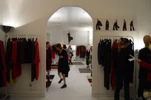 Colección de ropa de Sybilla.
