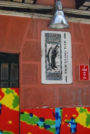 Travelling Bar - Alba&Anabel 1