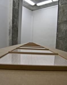 'Ejercicios de coerción', de Rafael Munárriz. Galería NoguerasBlanchard