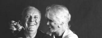 Darío Fo y Franca Rame
