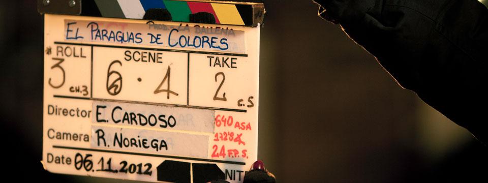 El Paraguas de Colores. Edu Cardoso