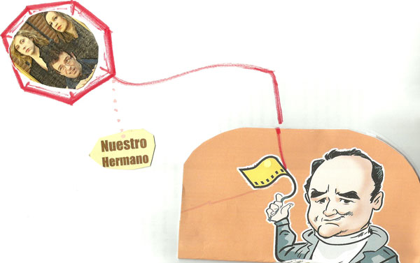 Caricatura Eduardo Larrocha