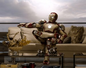 Iron Man 3 -Marvel-