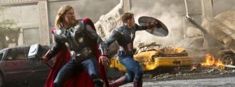 Los Vengadores -Marvel-
