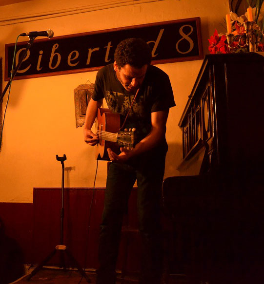 Depedro. Café Libertad 8