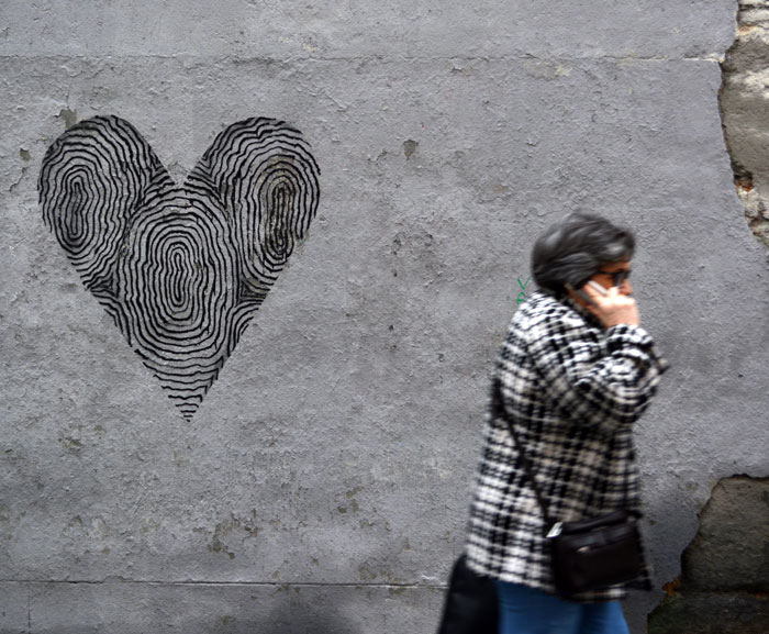 Corazón E1000. Actuar en la calle