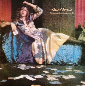 The Man Who Sold The World (1971, Mercury Records)