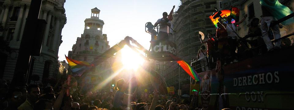 Orgullo Gay. Madrid