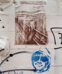 grito grafiti