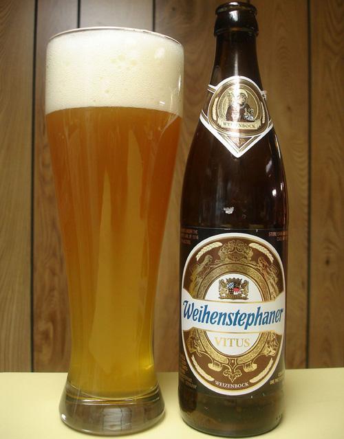 Cerveza Weihenstephaner Vitus