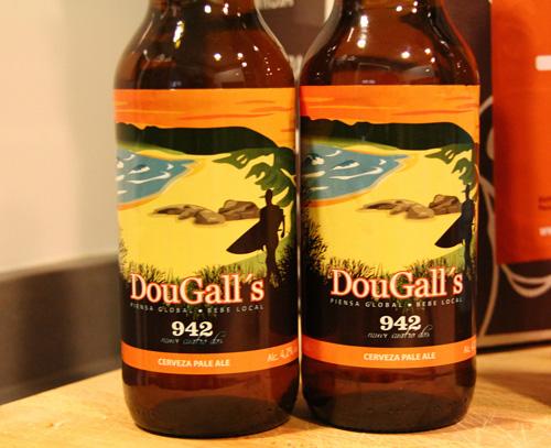 Cerveza Dougalls