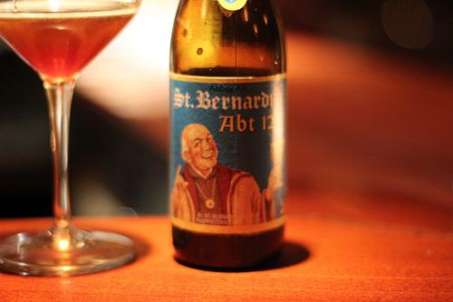 cerveza st.bernardus