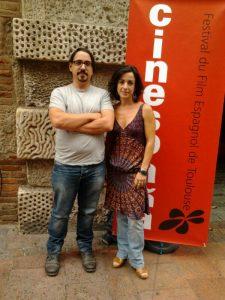Manuel Pérez y Eva García