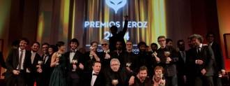 Ganadores Premios Feroz.