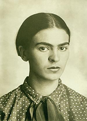 Frida Kahlo: érase una vez antes del selfie
