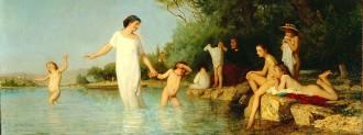 Albert_Anker_-_Die_Badenden_(1865)-portada