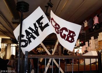 save the CBGB