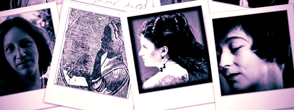 Escritoras de la historia