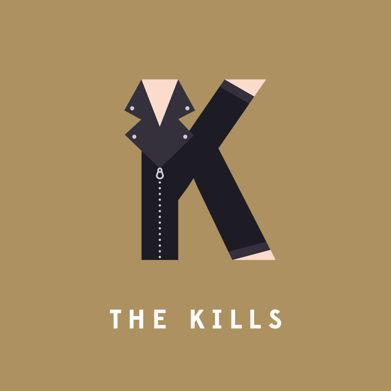 K, de The Kills.
