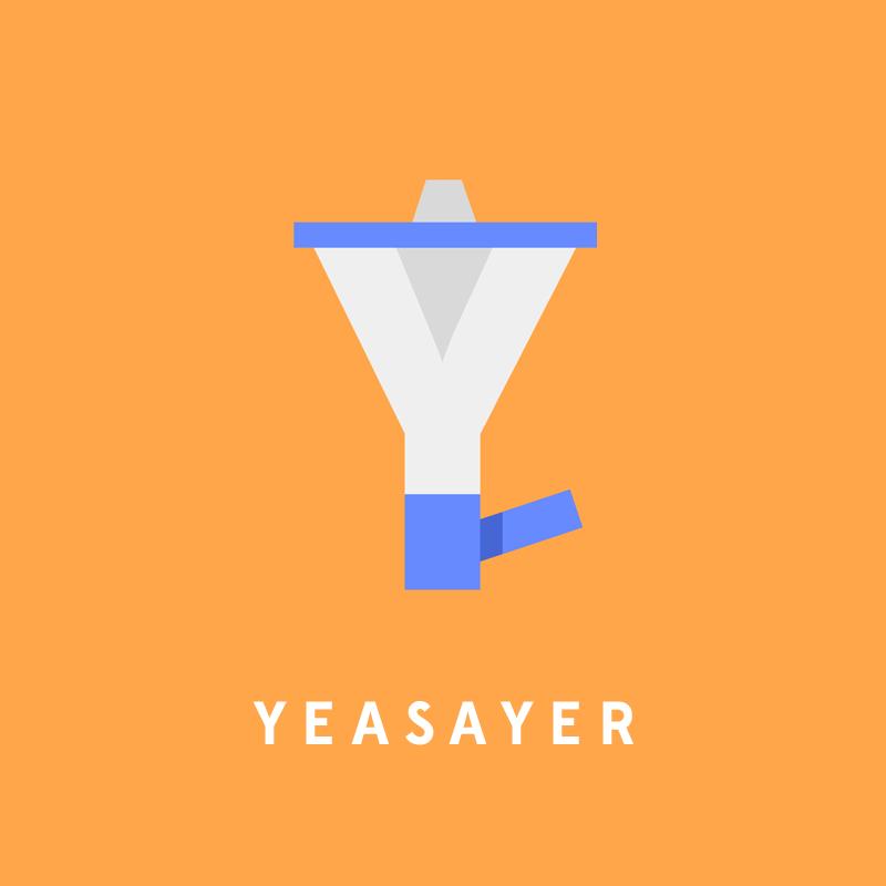 Y, de Yeasayer.