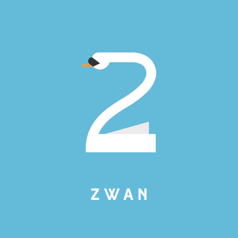 Z, de Zwan.