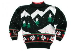 La Navidad es de los jerséis (feos)