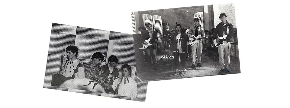 Editadas las canciones de Los Suspensos, 20 años después