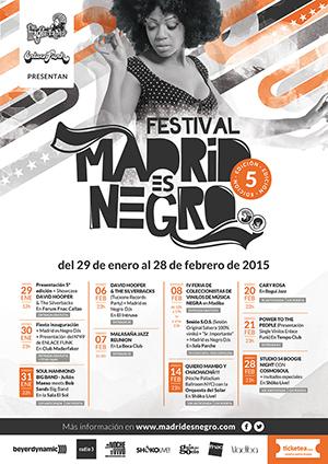 Madrid es negro este mes