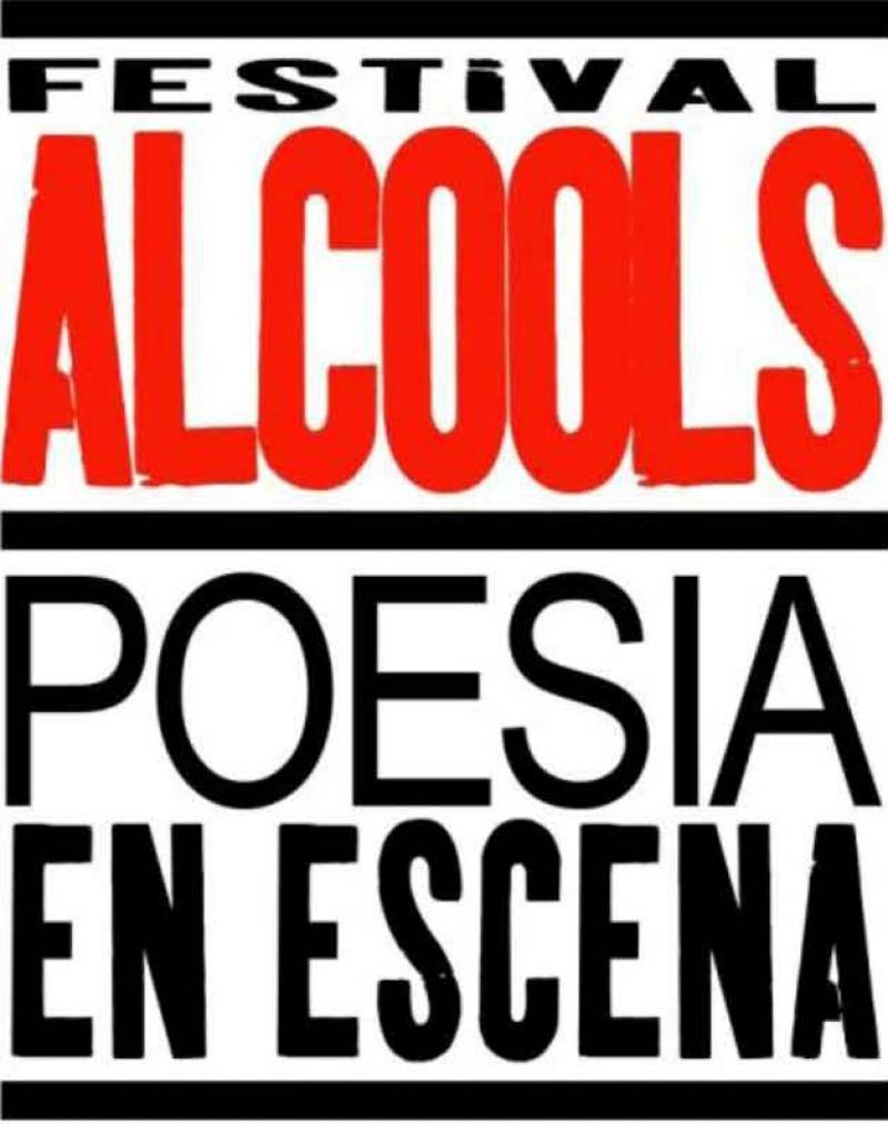 Cartel festival ALCOOLS.