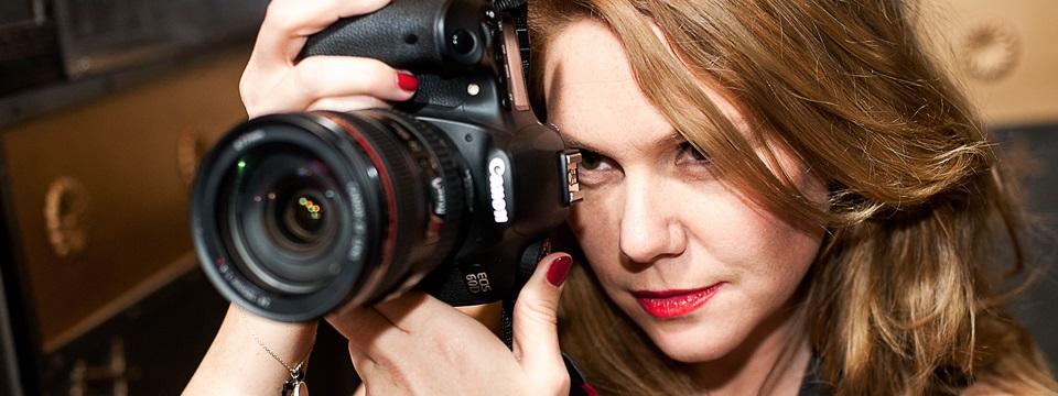 La cineasta sueca Erika Lust.