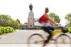La época dorada de las bicicletas comienza ahora