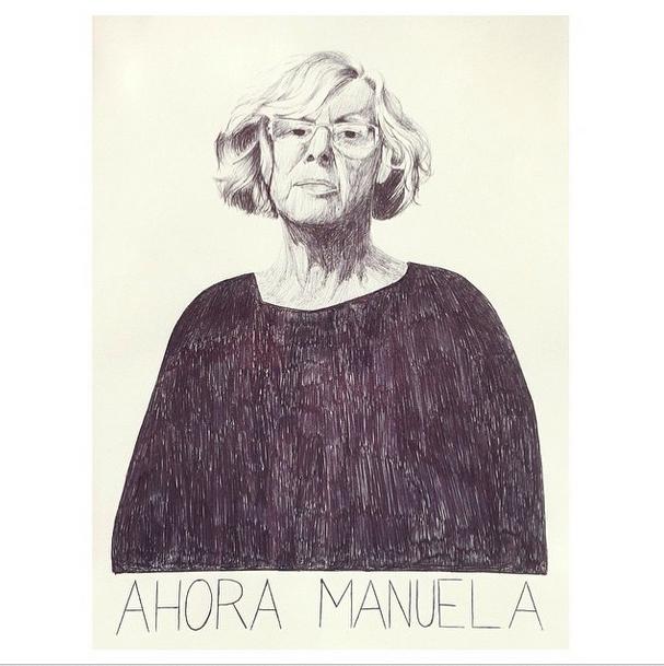 'Ahora Manuela', de Divina Castiza.