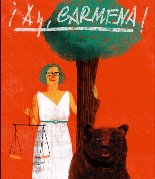 '¡Ay, Carmena!', de Maguma.
