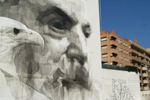 Los mejores murales urbanos se encuentran en Zaragoza