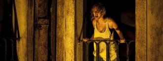 Ingrid García Johnsson en un fotgrama del filme.