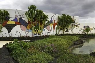 Casa-museo de César Manrique en Haría (Lanzarote). Foto (cc): Gernot Keller.