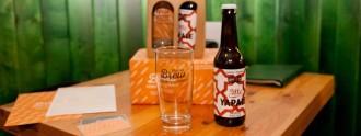 Cerveza Yakka y vaso cervecero de MurciaBrew.