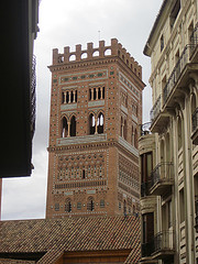 Torre del Salvador en Teruel