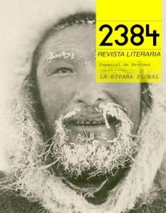 Portada del número especial Navidad con una recopilación de textos traducidos al gallego, al catalán y al vasco.