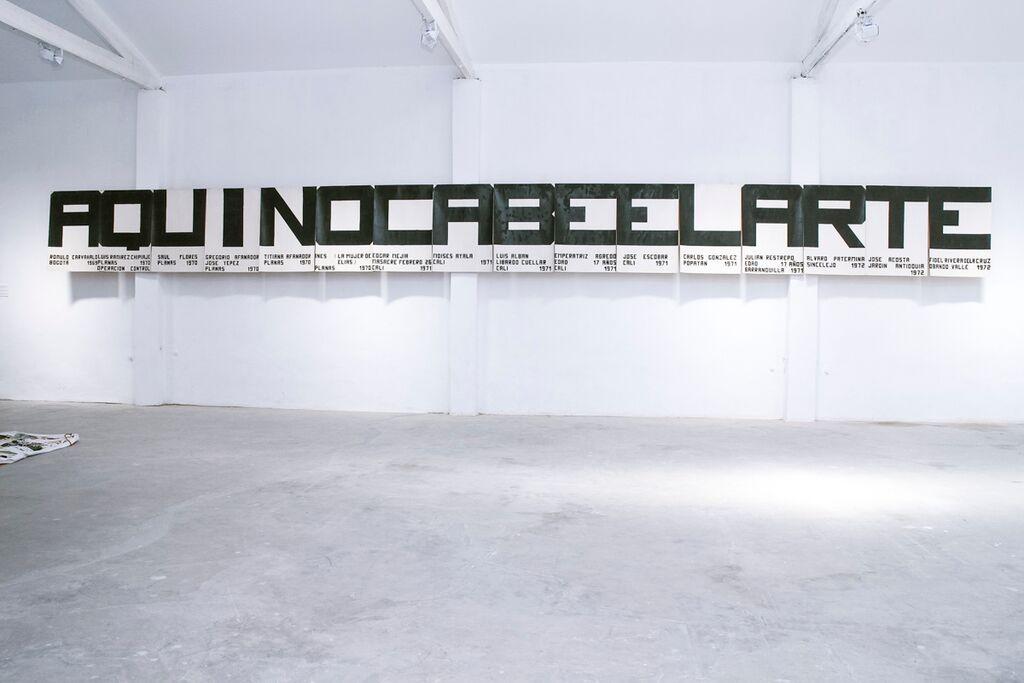 Antonio Caro summa art fair